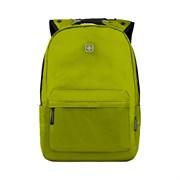 Рюкзак WENGER 14'', салатовый, полиэстер, 28 x 22 x 41 см, 18 л