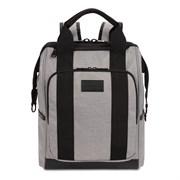 """Рюкзак SWISSGEAR 16,5""""Doctor Bags, серый/черный, полиэстер 900D/ПВХ, 29 x 17 x 41 см, 20 л"""