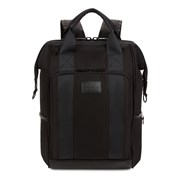"Рюкзак SWISSGEAR 16,5"" Doctor Bags, черный, полиэстер 900D/ПВХ, 29 x 17 x 41 см, 20 л"