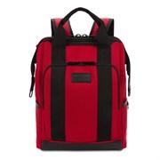 """Рюкзак SWISSGEAR 16,5""""Doctor Bags, красный/черный, полиэстер 900D/ПВХ, 29 x 17 x 41 см, 20 л"""