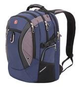 """Рюкзак SWISSGEAR, 15"""", синий/серый, 900D, 35х23х48 см, 39 л"""