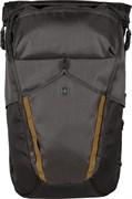 Рюкзак VICTORINOX Altmont Active Deluxe Rolltop 15,4'', серый, полиэфирная ткань, 29x18x48 см, 19 л