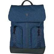 Рюкзак VICTORINOX Altmont Classic Flapover Laptop 15'', синий, полиэфирная ткань, 28x14x43 см, 13 л