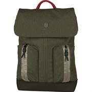 Рюкзак VICTORINOX Altmont Classic Flapover Laptop 15,4'', зелёный, полиэфир, 28x14x43 см, 13 л
