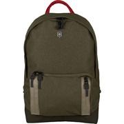 Рюкзак VICTORINOX Altmont Classic Laptop Backpack 15,4'', зелёный, полиэфир, 28x18x43 см, 16 л