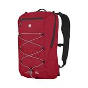 Рюкзак VICTORINOX Altmont Active L.W. Compact Backpack, красный, 100% нейлон, 28x17x44 см, 18 л