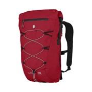 Рюкзак VICTORINOX Altmont Active L.W. Rolltop Backpack, красный, 100% нейлон, 30x19x46 см, 20 л