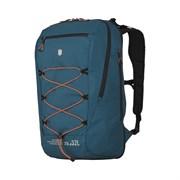Рюкзак VICTORINOX Altmont Active L.W. Expandable Backpack, бирюзовый, 100% нейлон, 33x21x49 см, 25 л