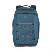 Рюкзак VICTORINOX Altmont Active L.W. 2-In-1 Duffel Backpack, бирюзовый, нейлон, 35x24x51 см, 35 л
