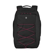 Рюкзак VICTORINOX Altmont Active L.W. 2-In-1 Duffel Backpack, чёрный, 100% нейлон, 35x24x51 см, 35 л