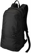 Складной рюкзак VICTORINOX Packable Backpack, чёрный, полиэстер 150D, 25x14x46 см, 16 л