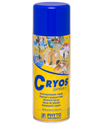 Заморозка спортивная CRYOS Spray, 400 мл
