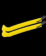 Чехол для лезвия коньков, пара, желтый