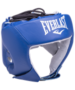 Шлем открытый Everlast USA Boxing  кожа