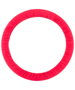 Чехол для обруча без кармана D 650, красный