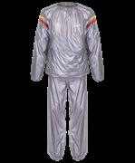 Костюм-сауна STAR FIT SW-101 серый