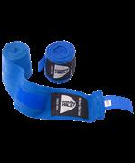 Бинт боксерский BC-6235c, 3,5м, х/б, синий