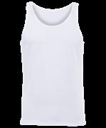 Майка гимнастическая, хлопок белый 5900/4448 х/б