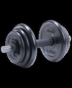 Гантель разборная обрезиненная DB-702 10 кг
