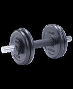 Гантель разборная обрезиненная DB-702 6 кг