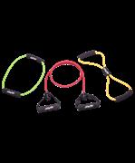 Комплект эспандеров ES-604, многофункциональный