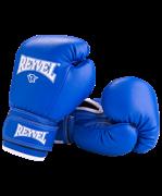 Перчатки боксерские RV-101, 8oz, к/з, синие