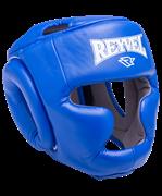 Шлем закрытый RV-301, кожзам, синий