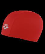 Шапочка для плавания Polyester Red, полиэстер, 91111 49