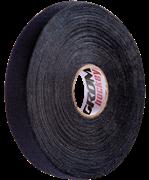 Лента хоккейная для крюка, 24мм х 50м, черный