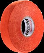 Лента хоккейная для крюка, 24мм х 25м, оранжевый