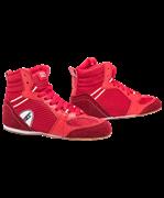 Обувь для бокса PS006 низкая, красный