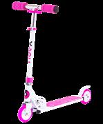 Самокат 2-колесный Sonic, 100 мм, розовый