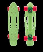 Круизер пластиковый Greencie, 22''x6'', ABEC-7
