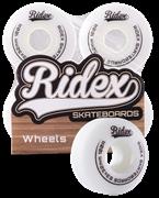 Комплект колес для скейтборда SB, 53*32, белый, 4 шт.