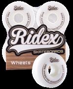 Комплект колес для скейтборда SB, 55*32, белый, 4 шт.