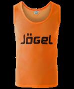 Манишка сетчатая JBIB-1001, взрослая, оранжевый