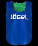 Манишка двухсторонняя JBIB-2001, детская, синий/зеленый