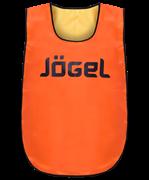 Манишка двухсторонняя JBIB-2001, взрослая, желтый/оранжевый
