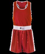 Форма боксерская BS-101, детская, красный