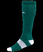 Гетры футбольные JA-001, зеленый/белый