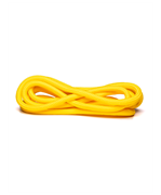 Скакалка для художественной гимнастики RGJ-104, 3м, жёлтый