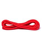 Скакалка для художественной гимнастики RGJ-104, 3м, красный