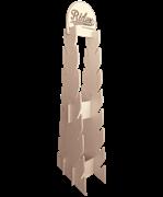 """Стойка для скейтбордов """"Пирамида"""", островная, 184 см"""