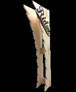"""Стойка для скейтбордов """"Арка"""", пристенная, 230 см"""
