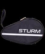 Чехол для ракетки для настольного тенниса CS-01, для одной ракетки, черный