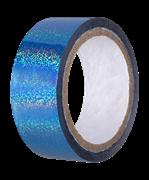 Скотч-лента для художественной гимнастики AGS-301 20 мм*15 м, голубой