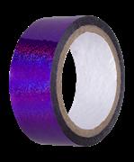 Скотч-лента для художественной гимнастики AGS-301 20 мм*15 м, фиолетовый