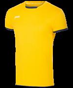Футболка волейбольная JVT-1030-049 желтый/темно-синий