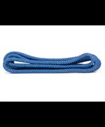 Скакалка для художественной гимнастики RGJ-304, 3м, синий/золотой, с люрексом