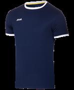 Футболка JFT-1010-091, темно-синий/белый